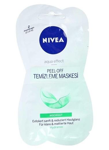 Nivea Nıvea Arındırıcı Derinlemesine Temizleme Maskesi 10 Ml Renksiz